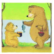 Сказка «Медвежонок»