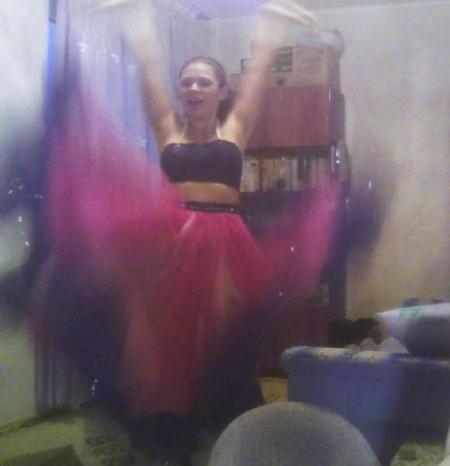 Люблю потанцевать...